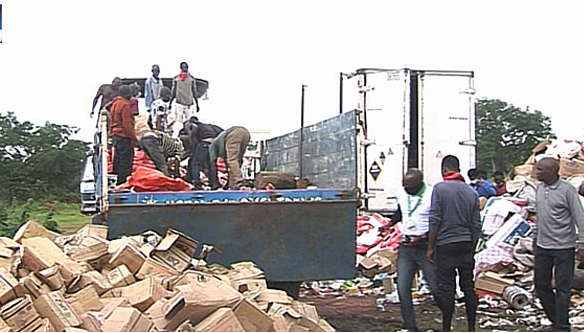 Candy TV -  Online Entertainment Tv NAFDAC Destroys Expired, Fake Products Worth N650M