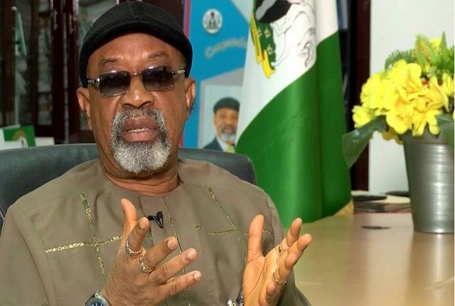 Chris Ngige 640x431 - 'Nigerians need to embrace carpentry more than white collar jobs' – Chris Ngige