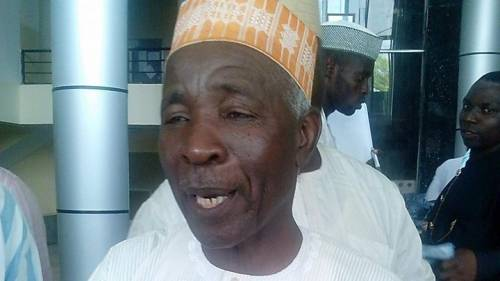 if i tell the national assembly to impeach buhari they will r apcs galadima blows hot - Galadima dares Buhari to swear with the Koran, that he won the presidential election