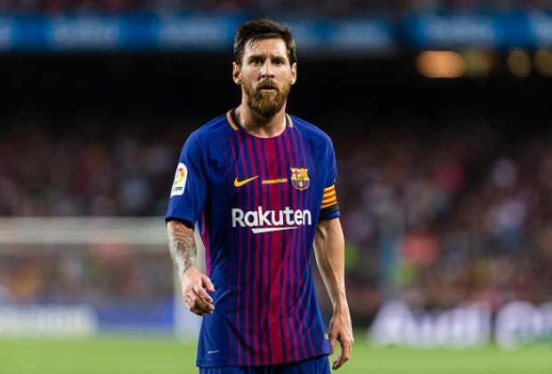 lionel messi tells barcelona to sign pogba from manchester united - Olamide reacts to Barcelona's loss