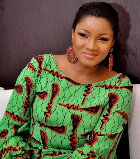 """No wonder people mind their business"" Omotola says after being 'insulted' for criticising Buhari"