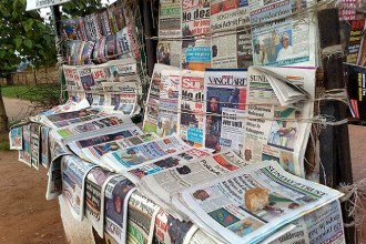 Nigerian Newspaper Headlines Today: 18th April