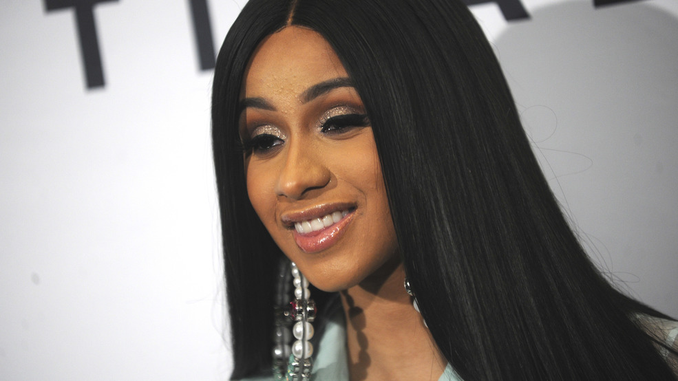 [Video]: Cardi B's acceptance speech at the iHeartRadio award is a must watch