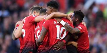 Europa League: Manchester United Decimate Partizan To Set Their Second Best Performance Of The Season