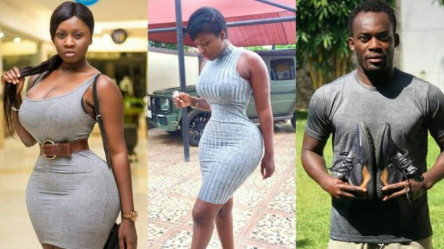 Busty Actress Princess Chingle Reveals How Married Footballer Cheated On His Wife With Her For One Year See Pics Video
