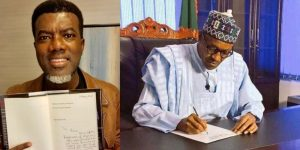 """reno omokri challenges president buhari name 3 projects you initiated started completed - """"Although I Celebrate Buhari For Securing Zainab's Release, I Still Need One Thing"""" – Reno Omokri"""
