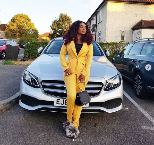 so classy nollywood actress iyabo ojo stuns in new photos - See What Iyabo Ojo Rocked To Toyin Lawani's Birthday(Photos)