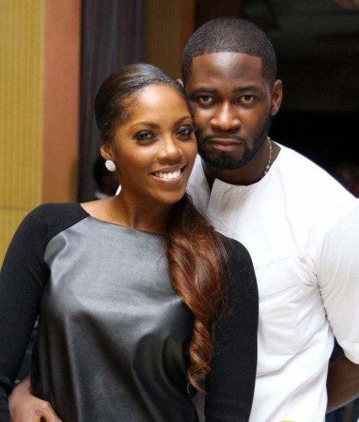 TeeBillz Supports Tiwa Savage
