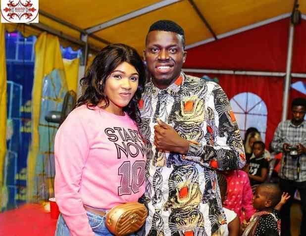 Akpororo Celebrates Wife Powerful Message
