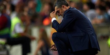 Barcelona Sack Valverde As Coach, Appoint Quique Setien As Replacement