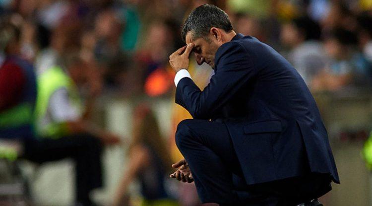 Barcelona Sack Valverde As Coach, Appoint Quique Setien As Replacement
