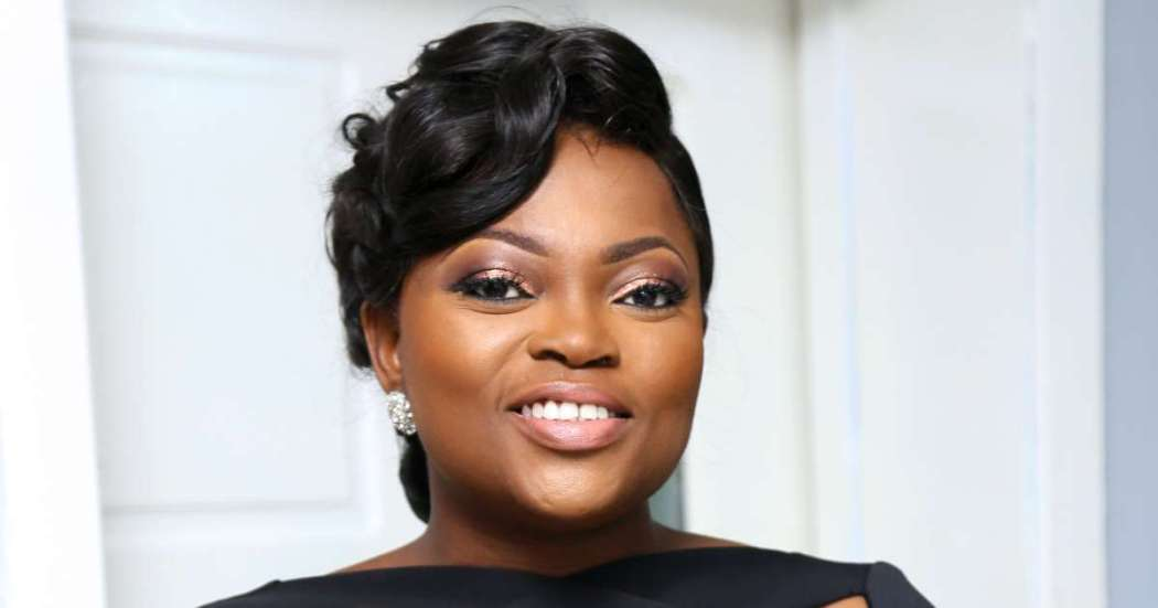 "Amazing!!! See Nollywood, Funke Akindele, Going ""Zanku"""