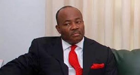 Godswill Akpabio - PDP Chieftain Expresses Joy As APC Senator Picks Up Certificate