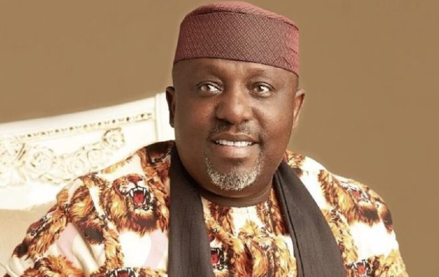 The Independent National Electoral Commission (INEC) has issued a certificate of return to former Imo state governor, Rochas Okorocha