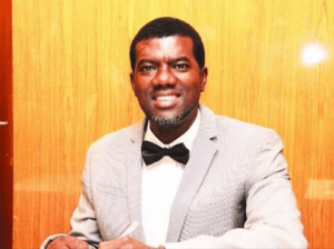 reno omokri slams chris ngige for asking nigerians to clap for president buhari - If you beat your wife, you are only compounding issues for yourself – Reno Omokri