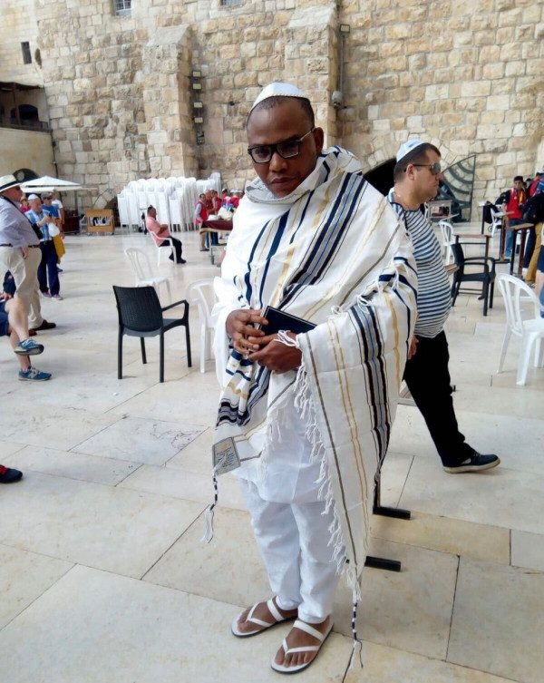 Nnamdi Kanu 600x753 600x753 - Go out and vote, I have called off election boycott – Nnamdi Kanu