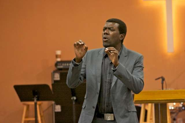 "Reno Omokri questions Father Mbaka s stance on Buhari - A message to Tubaba after Blackface's ""war"" from Reno Omokri"