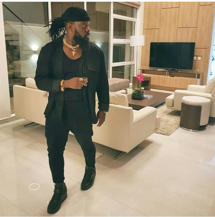 i am not ready for marriage jesus christ never got married singer timaya - [Video]: Singer Timaya calls out celebrities who live fake lives