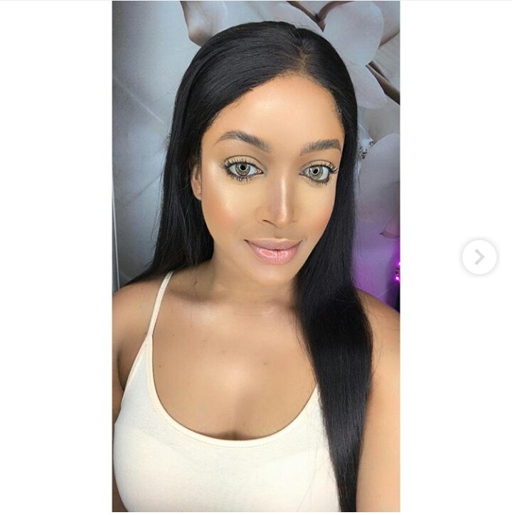 it is okay not to forgive when your partner cheats on you dabota lawson - Dabota Lawson reacts to Victoria Kimani and Tiwa Savage's beef