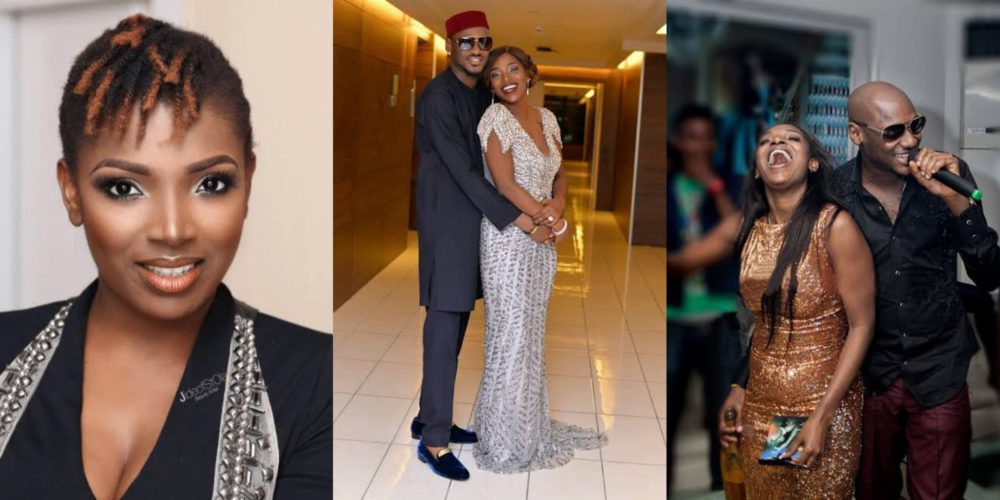 2019 elections i fear for the future of nigeria annie idibia - 'Since dem born me, I never love person the way wey I love you' – Annie and Tuface Idibia celebrate 6th wedding anniversary