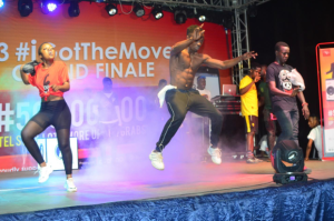 7 - ITEL MOBILE'S #IGOTTHEMOVES DANCE FINALE: WHO TOOK HOME THE N500,000 PRIZE?