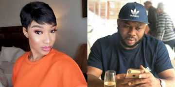 Olakunle Churchill Sues Tonto Dikeh Over Her 2019 Controversial Interview