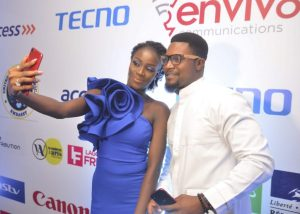 Tecno Afriff - AFRIFF 2018 THROUGH THE LENS OF TECNO MOBILE