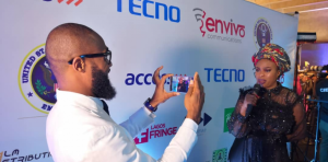 Tecno Afriff1 - AFRIFF 2018 THROUGH THE LENS OF TECNO MOBILE