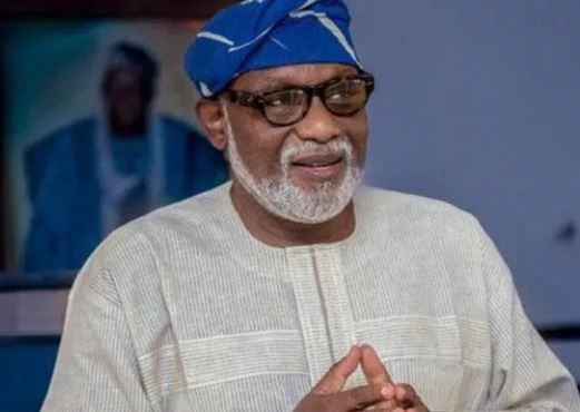 Governor Akeredolu Tests Negative For Coronavirus