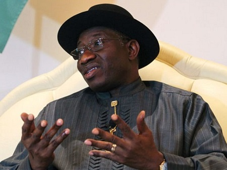 buhari did not inherit an empty treasury it is a blatant lie goodluck jonathan reveals - Goodluck Jonathan Gives One Important Reason Why He Can Not Dump PDP