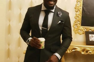 [Photos]: Nollywood actor Jim Iyke welcomes newborn