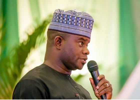 kogi governor yahaya bello donates n7m to churches - ' I will burst your bubbles' Melaye to Governor Bello after arrest