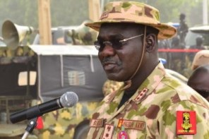 We will adopt a proactive posture that ensures that ballot snatching, do not even arise – Army