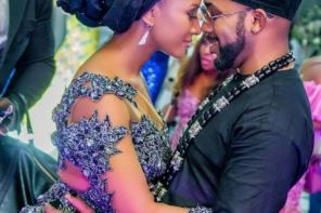 'You were worth waiting for, and working for' – Banky W Says As He Pens Lovely Message For His Wife, Adesuwa Etomi, Who Turns 33 Today