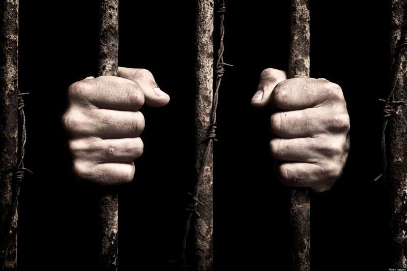 Man in jail