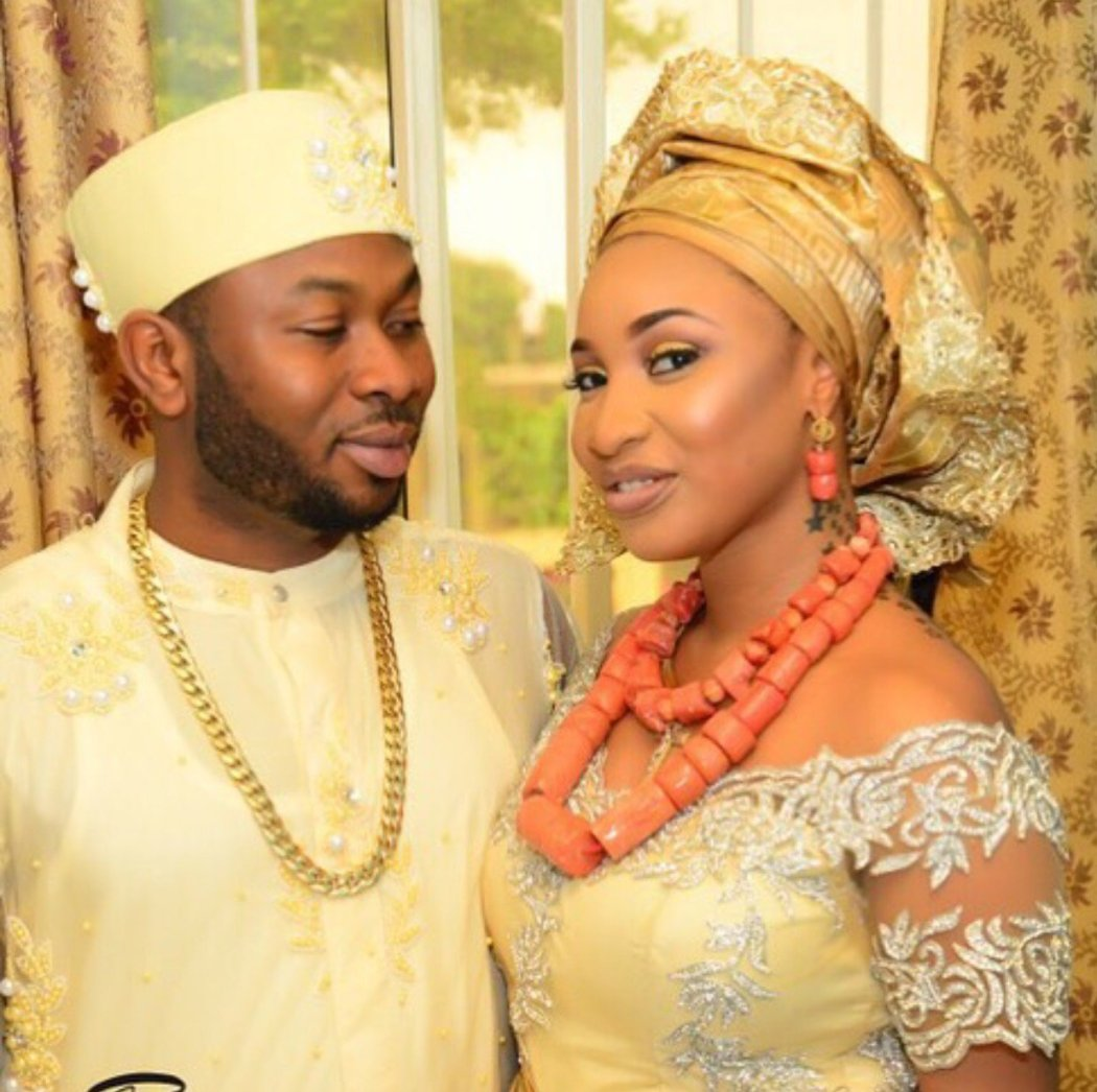 tonto dikeh calls her ex olakunle churchill a one minute man reveals why she left the marriage - I married, clothed and fed you with my money – Tonto Dikeh slams ex-husband