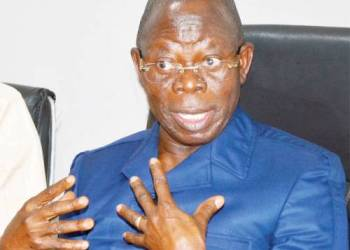 Convene NEC Meeting Or Resign; APC Governors Tell Oshiomhole
