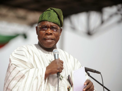 why we shouldnt hand over nigeria to thieves hooligans obasanjo warns ahead of 2019 - What Saraki, Atiku had to say about Obasanjo as he clocks 82