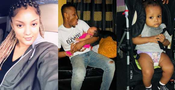 Mr 2kay Is The Father Of Giftys Daughter Alisha Photos - Did Gifty just threaten to kill Mr 2Kay and his mum?
