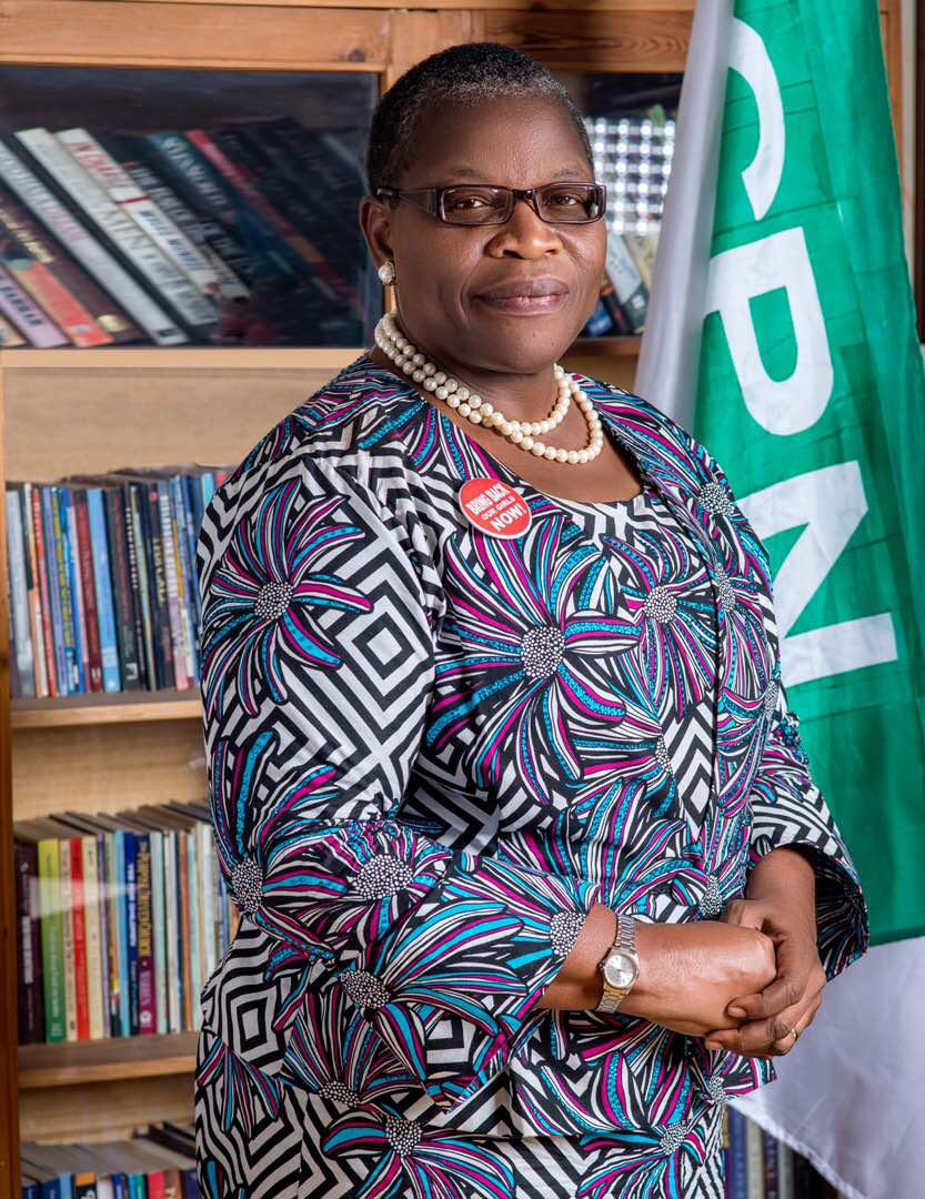 """Oby Ezekwesili ACPN - """"You are an extremely dark soul, young man"""" Oby Ezekwesili says as she leaks private messages from Segalink"""