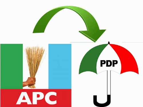 Speakership: APC strikes deal with PDP to support Femi Gbaja