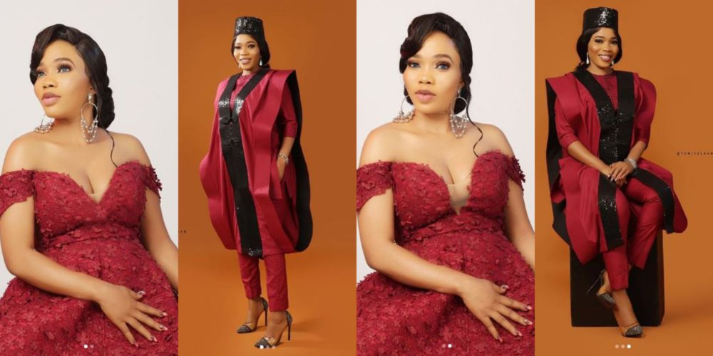 beautiful actress bukola adeeyo releases alluring photos to celebrate her 29th birthday - Bukola Adeeyo responds to claims she snatched her babydaddy from his wife