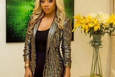 Toke Makinwa Sends Cryptic Message on IG [Pictures]