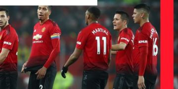 Manchester United Held At Old Trafford By Stubborn Everton