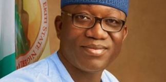 Just In: Fayemi's election upheld by Supreme court