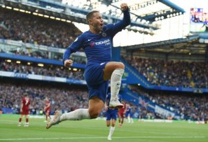 hazard 1 - Eden Hazard Sets New European League Record