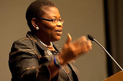"ill provide uninterrupted electricity ezekwesili - Buhari makes ""callous"" joke about insecurity, ten days after leaving his country for some opaque 'private visit' – Ezekwesili"