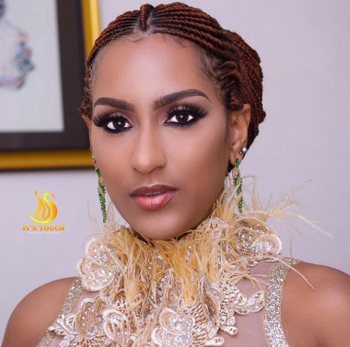 What Juliet Ibrahim said about being single or being in a wrong relationship is so true