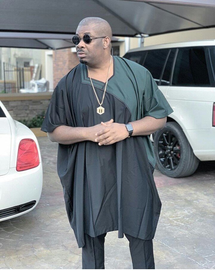 reekado banks still part of mavin records don jazzy says - 'I co-produced this song with Kanye West' – Don Jazzy Reveals