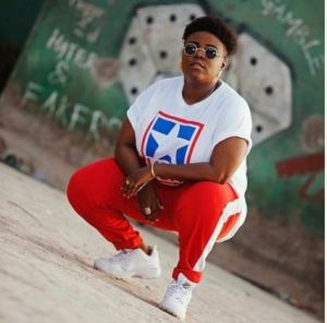 singer teni shares throwback photo of a peculiar santa claus she once visited - YouTube recognizes Teni The Entertainer
